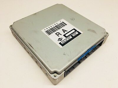 2000-2002 Nissan Sentra 1.8 ECU JA56T65 BL1 ECM PCM Engine Computer Module