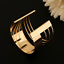 Punk-Women-Ladies-Gold-Plated-Hollow-Open-Wide-Bangle-Cuff-Bracelet-Jewelry-Gift thumbnail 3
