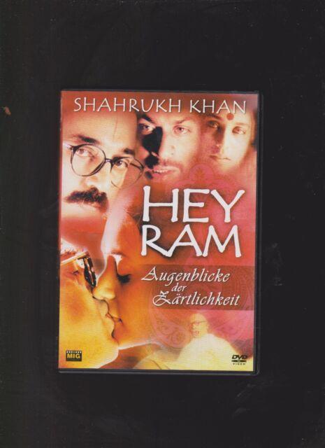 Hey Ram - Augenblicke der Zärtlichkeit ( Bollywood 2006 ) DVD neuwertig!