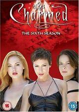 Charmed Die komplette 6. sechste Staffel 6 DVD NEU &OVP