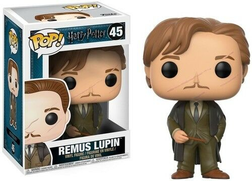 Harry Potter S4 - Remus Lupin - Funko Pop! Movies: (2017, Toy NEUF)