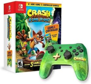 Crash-Bandicoot-N-Sane-Trilogy-Controller-no-game-ships-now-with-box-ships-now