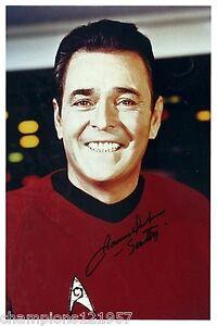 James Doohan ++Autogramm++ ++Star Trek++