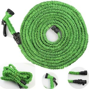 Deluxe-Plastic-Magic-Hose-Drip-Irrigation-Hose-Expandable-Garden-Water-Hose-75FT