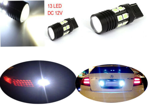 Projector LED Reverse Light Bulbs T20 7440 7441 7443 7444 for Lexus IS 300 2pcs