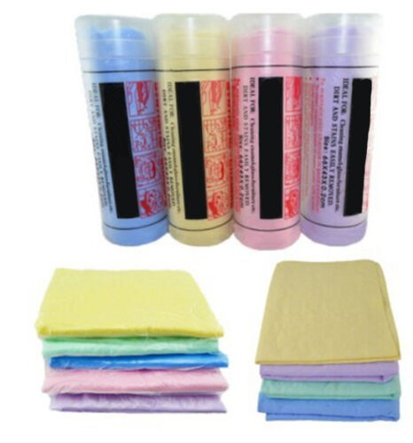 Wash CAR Cloth Cleaning Towel Wipes Magic Chamois Leather Clean Cham 43*32cm WH