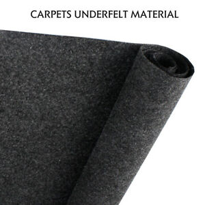 """12/""""x78/"""" Trunk Liner Carpet Un-Backed Classic Car Pickup Marine Boat Replacement"""