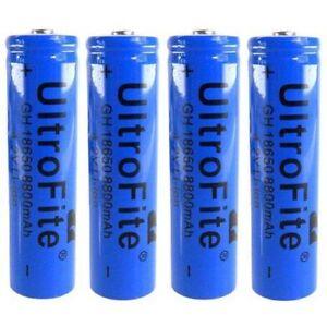4x-Hochleistung-Power-Akku-18650-Lithium-Ionen-je-8800-mAh-4-2V-Batterie-li-ion