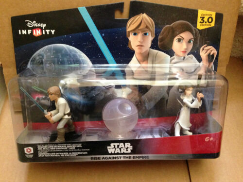 Disney Infinity 3.0 Star Wars Rise against the empire lot jeu non-Comme neuf Paquet