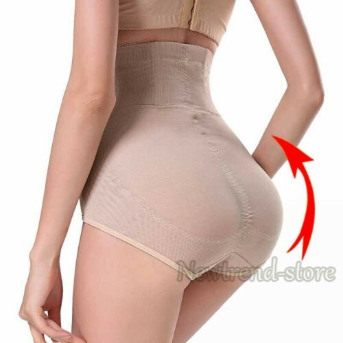 UK Ladies Slim Fit Corset Shape Underwear Womens Tummy Control Pants Shapewear