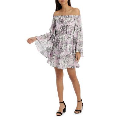 NEW Bardot BRITT DRESS Lilac