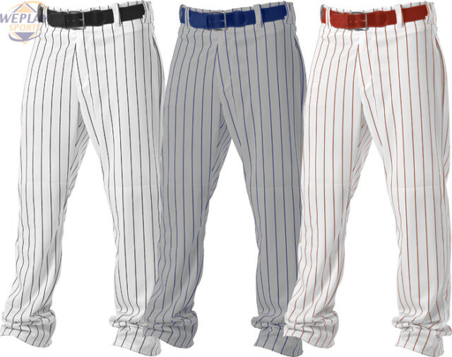 all sizes Black Alleson Ahtletic Boys Youth Relaxed Fit Baseball Pants