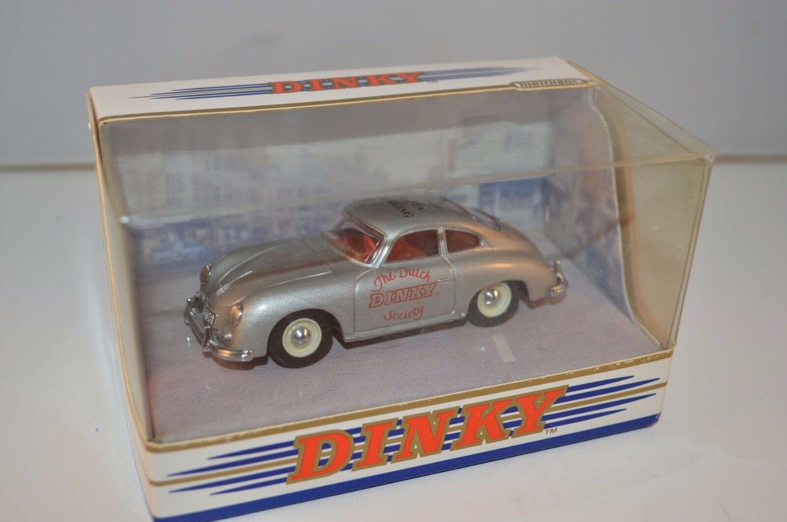 el estilo clásico Porsche 356A Coupe Coupe Coupe Dutch Dinky Society van Dinky DY-25 Code 3 Model in Box  Los mejores precios y los estilos más frescos.
