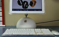 Apple iMac M6498 PowerPC G4 Keyboard Mouse Airport Extreme Loaded MAC OS X