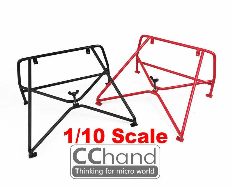 CC He Metal  Spare Tire Roll Bar  for  RC4WD 1 10 Chevrolet Blazer  NO LIGHT  miglior prezzo migliore