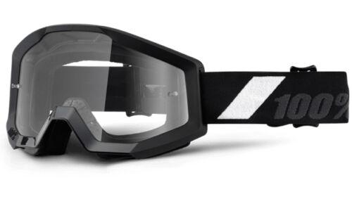 2017 100/% Strata Motocross MX Brille Enduro Motorrad 100 Percent Gespiegelt Oder