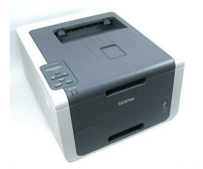 100% Kwaliteit Brother Hl-3140cw Workgroup Led Printer