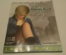 Parasite Eve II    Lösungsbuch Official US Strategy Guide Englisch