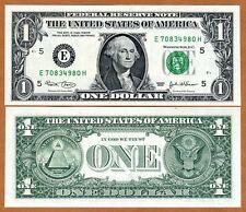 USA, $1, 2003, P-515a, E (Richmond, VA) UNC