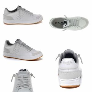 Sneakers-scarpe-uomo-LOTTO-LEGGENDA-Pro-Signature-Embossed-White-P-E19-List-130