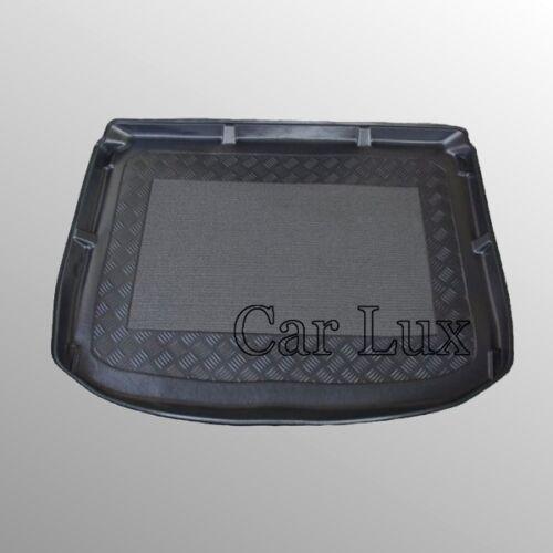 tapis de coffre Alfombra Bandeja Cubeta maletero PEUGEOT 308 Sedan desde 2007