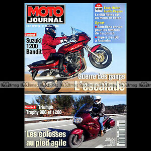 MOTO-JOURNAL-N-1216-TRIUMPH-TROPHY-900-1200-SUZUKI-GSF-1200-S-BANDIT-GUY-COULON