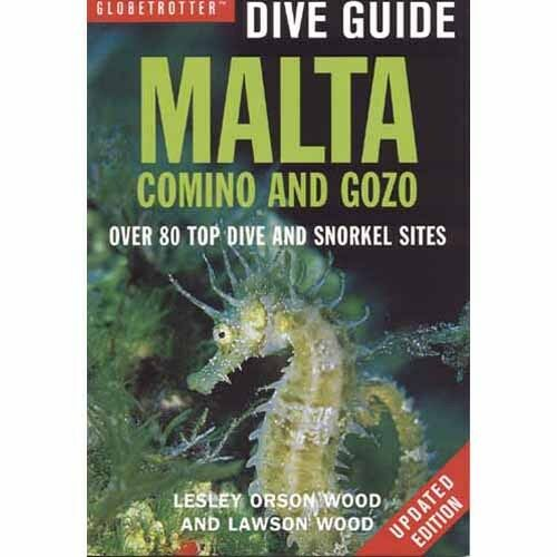 Book - Europe  Dive Guide Malta, Comino and Gozo (New) Of Souls The Shirt