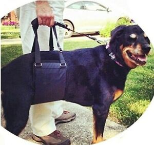 DOG-SLING-LIFT-SUPPORT-HARNESS-ASSIST-BACK-LIFTER-OLD-WALKING-AID-ARTHRITIS