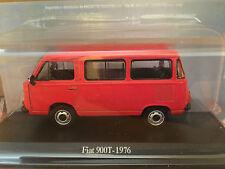 "DIE CAST "" FIAT 900T - 1976 "" + TECA RIGIDA BOX 2 SCALA 1/43"
