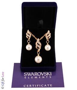 Verzierung Frauen Gold Swarovski Elemente Original G4love Strass Perlen
