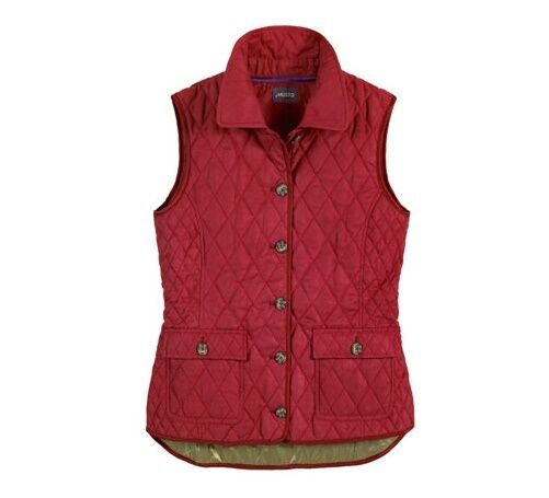 Musto Ladies Studland Quilted Waistcoat