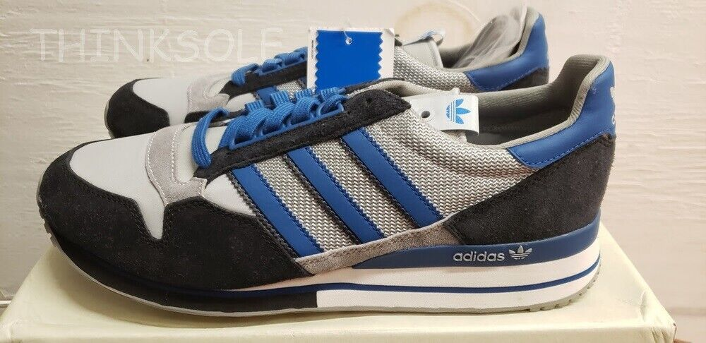 ADIDAS ZX 500 OG QUOTE G61749 SIZE 10 LIMITED EDITION CONSORTIUM RARE SNEAKER