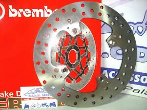 Ducati 796 Monster ABS 2010-2012 Bremsscheibe Hinten Brembo