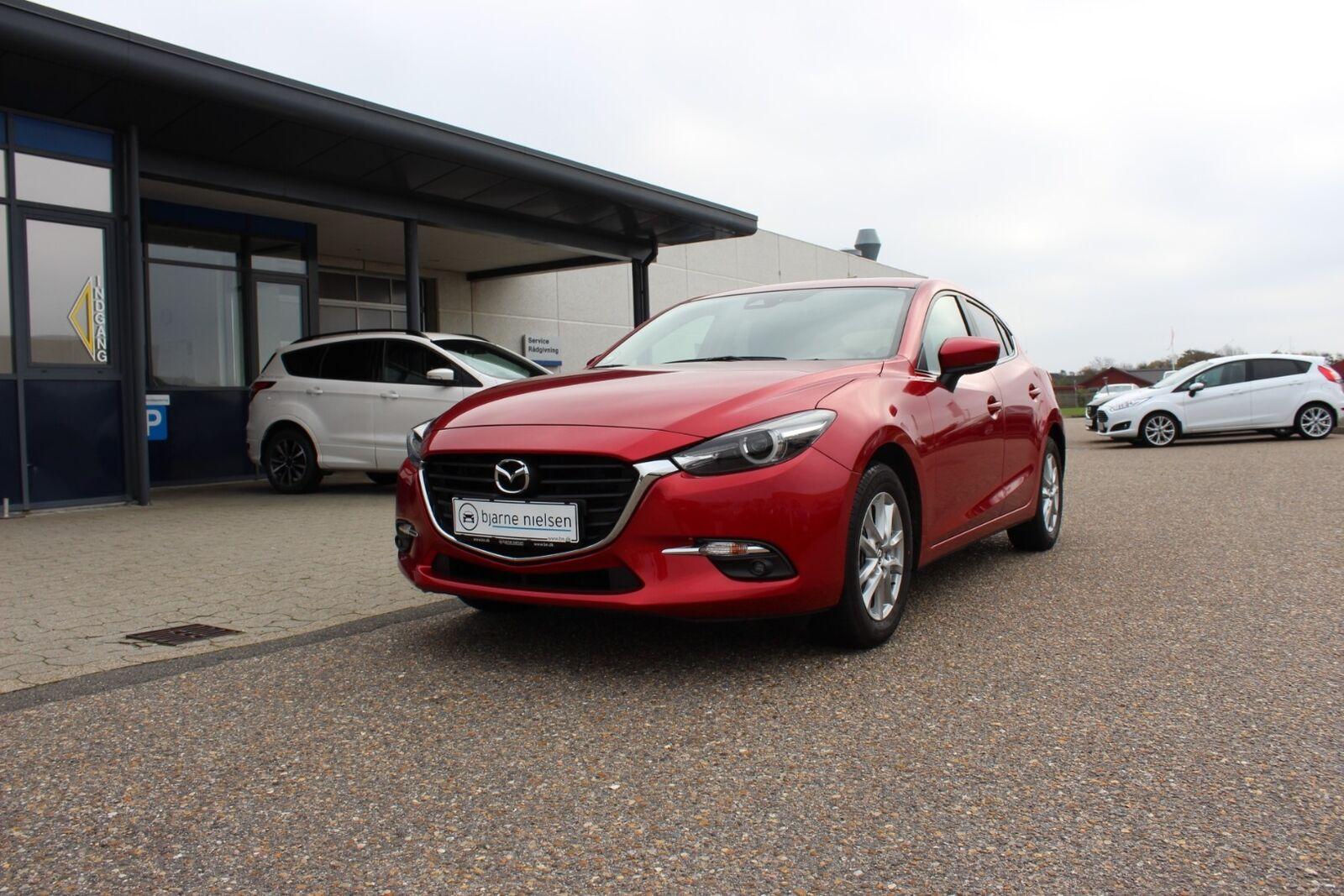 Mazda 3 2,0 Sky-G 120 Vision