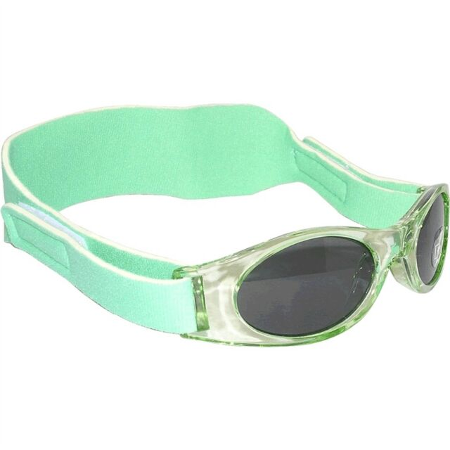 Sunnyz Baby Uv Protection Sunglasses Green