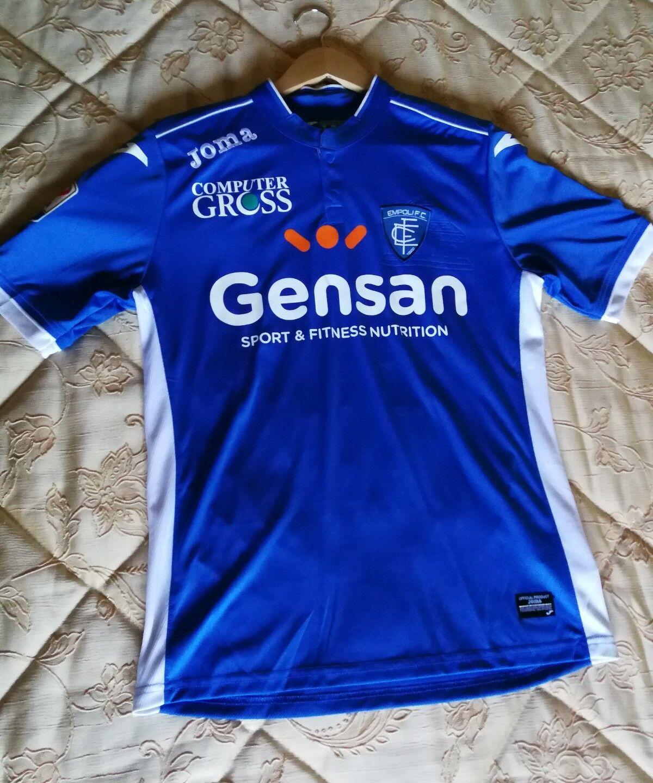 Maglia FC Empoli n. 11 Croce indossata in partita  COA