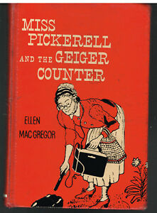 Miss-Pickerell-And-The-Geiger-Counter-1953-Vintage-Book