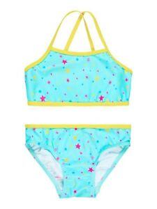 NAME-IT-Bustier-Bikini-NKFZummers-tuerkis-Sterne-Groesse-122-128-bis-158-164