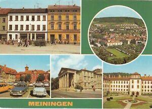 Meiningen-Ansichtskarte-1988-gelaufen