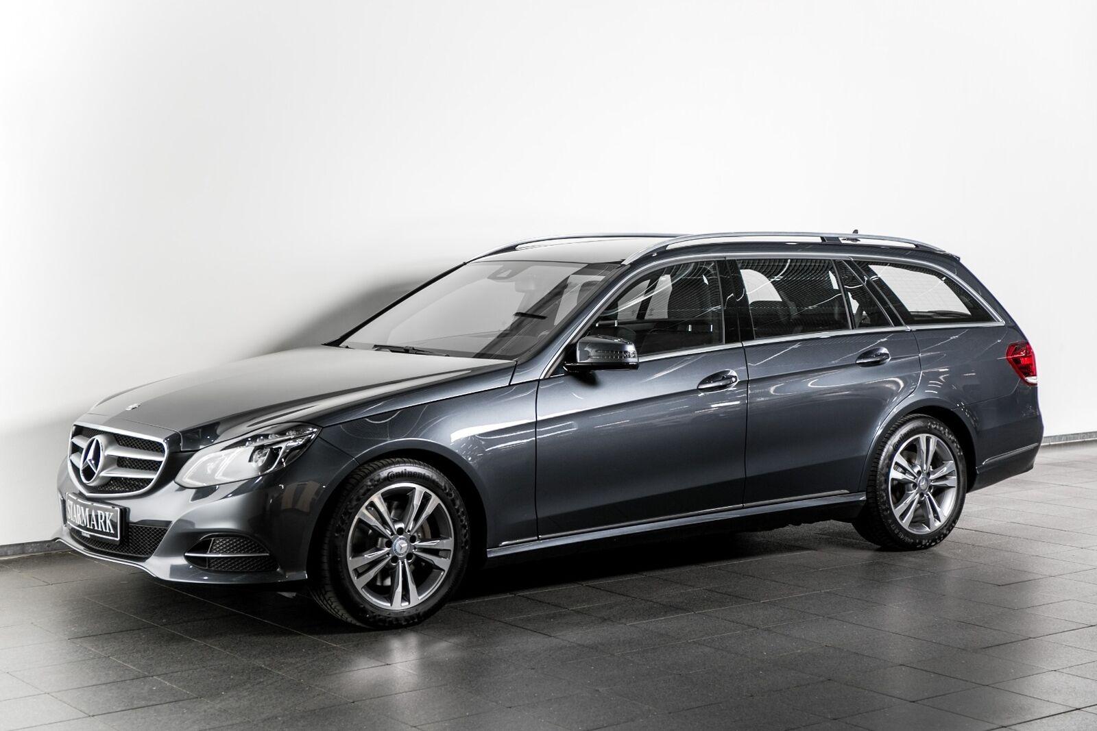 Mercedes E350 3,0 BlueTEC Avantgarde stc. aut. 5d - 434.900 kr.