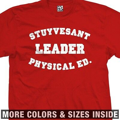 488 Stuyvesant Physical Ed Leader Hoodie costume music beastie video boys funny