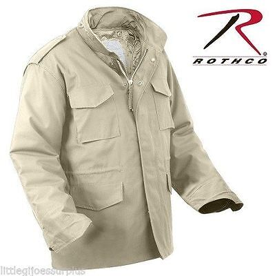 SALE Military M65 Field Jacket With Removable Liner OD Coat SIZE 3X Rothco 8238