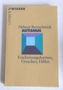 Autismus von Helmut Remschmidt (2012, Taschenbuch) - Buch in gutem Zustand!