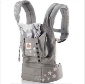 New ERGO Original Baby Carrier Galaxy Grey