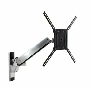 Ergotron 45-304-026 Interactive Arm Very Heavy Dutymnt Aluminum Polished