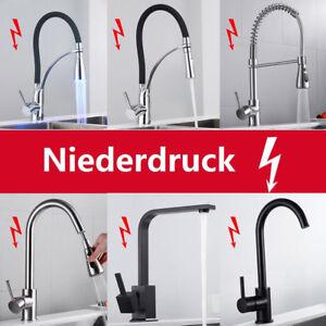 Niederdruck Küche Ausziehbare Spültischarmatur Wasserhahn 360 ...