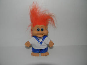 Vintage-ITB-1991-Sailor-Navy-Troll-Doll-5-034