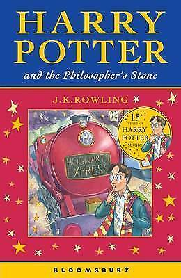 1 of 1 - Harry Potter and the Philosopher's Stone by J. K. Rowling (Paperback, 2001)