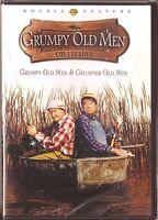 2-movie Grumpy Old Men Collection 1 & 2 - Dvd Brand