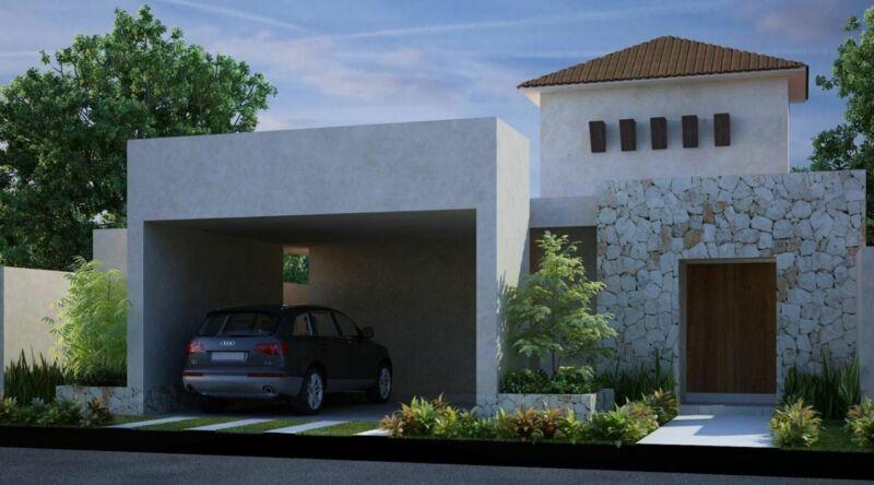 Casas Exclusiva de 1 Planta en Privada Jardines de Santa Cruz Preventa